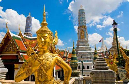 گرند پالاس بانکوک